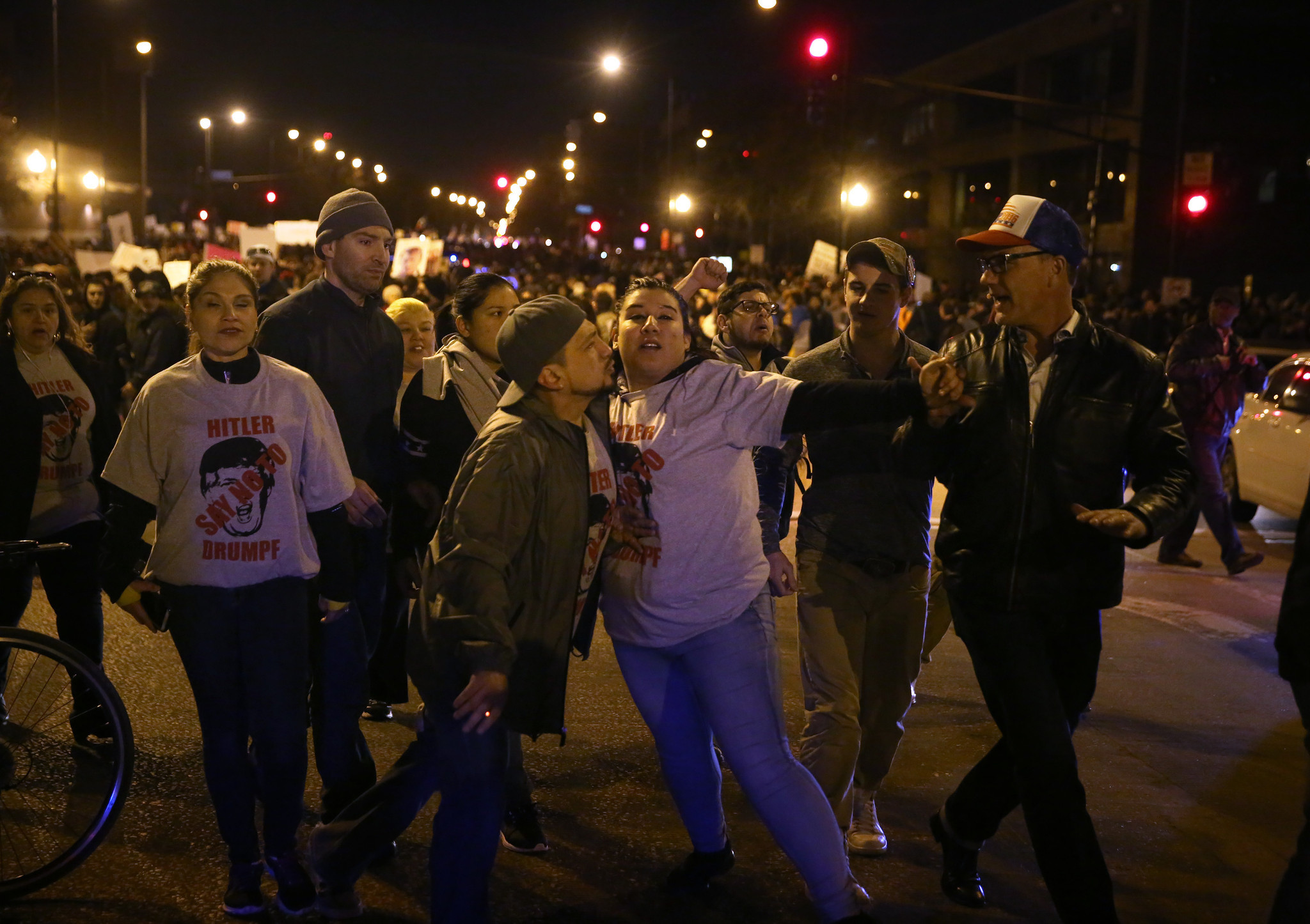 After-effects of Trump Chicago cancellation felt in presidential race