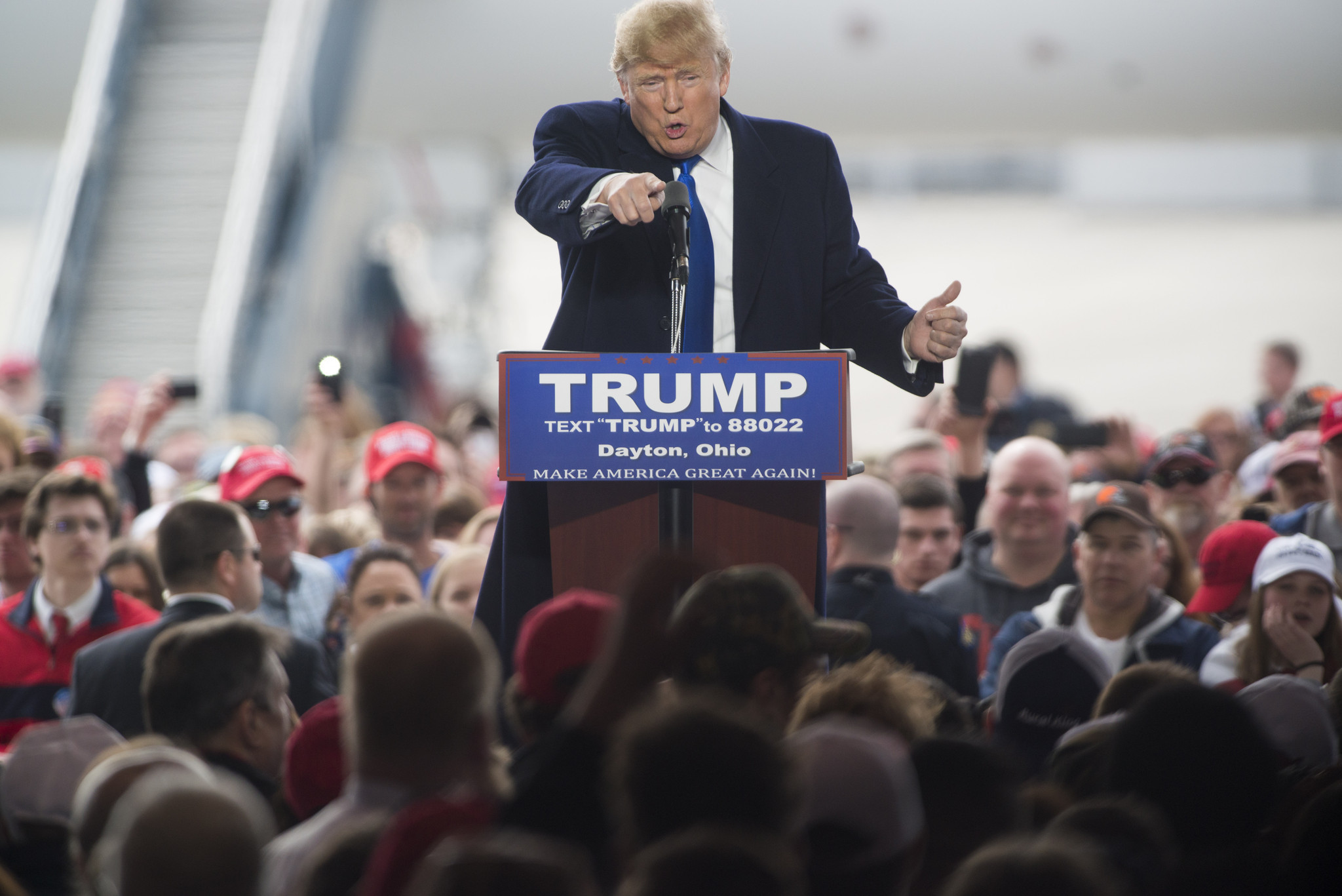 Donald Trump's campaign raises many questions about ethics in government and politics (via LA Times)