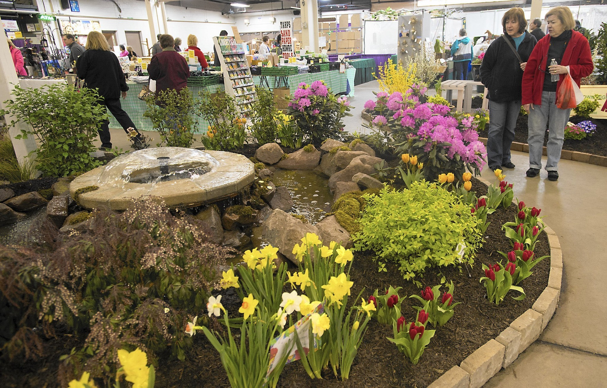 Lehigh Valley Flower Show blooms in Allentown - The Morning Call