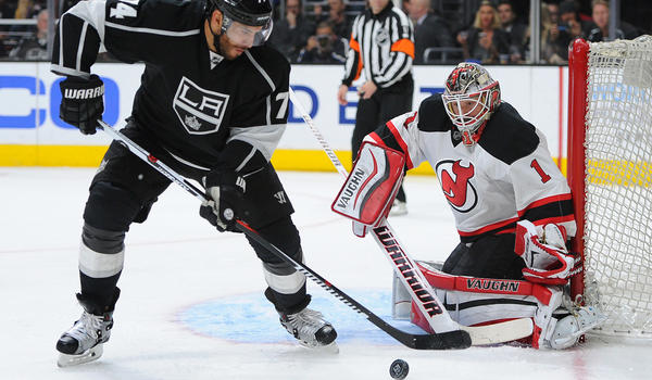 Kings Are Bedeviled Again In 2-1 Overtime Loss To New Jersey