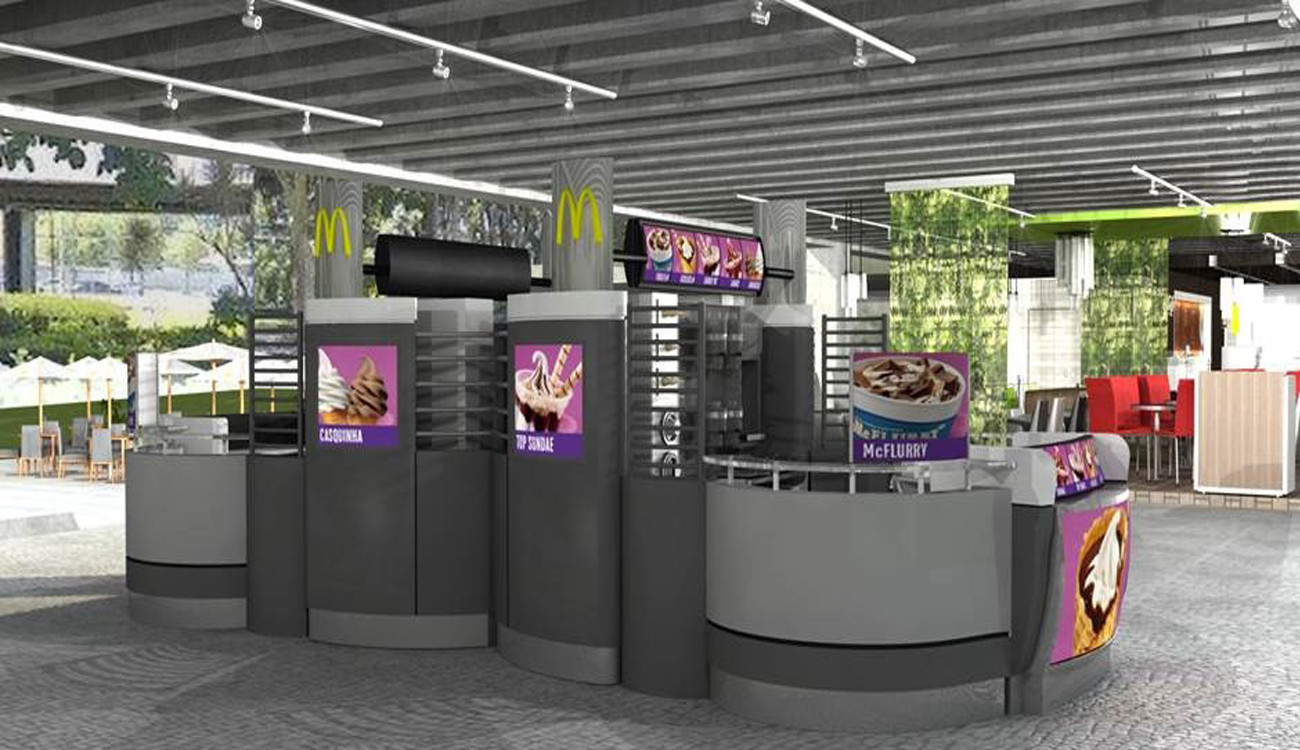 McDonald's unveils plans for restaurant, dessert station ...
