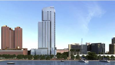 Construction to start on 414 Light Street tower