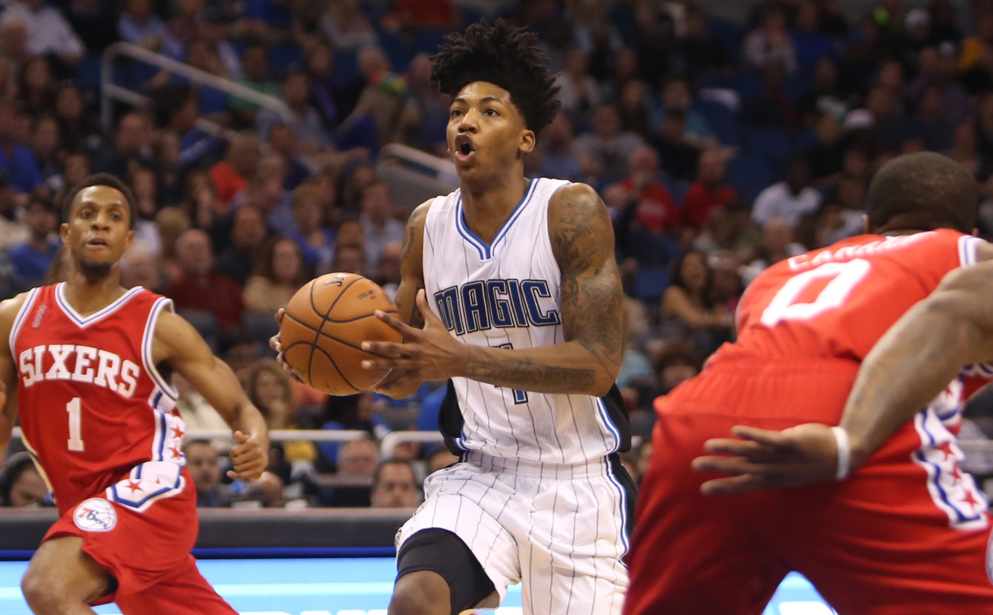 Magic s Elfrid Payton struggling to fill Jameer Nelson s shoes