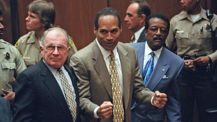 Knife linked to former O.J. Simpson property is not connected to homicide case, LAPD concludes