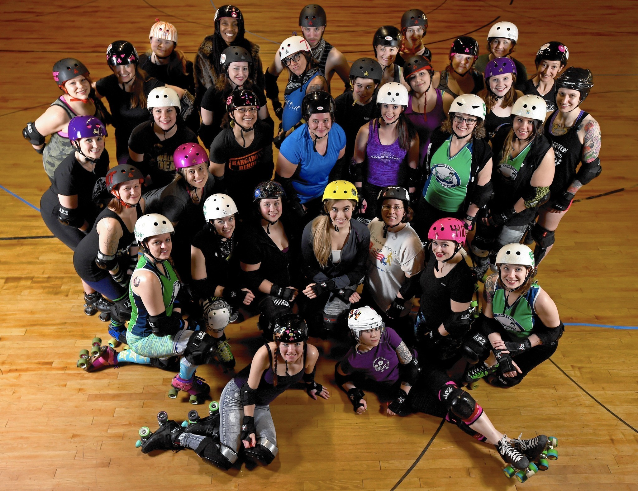 Roller skating rink vernon ct