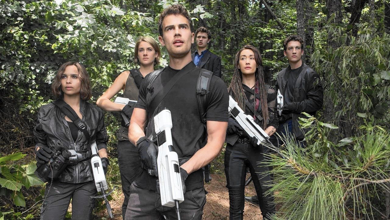 'The Divergent Series: Allegiant' review: Shailene Woodley returns to dystopian Chicago wasteland