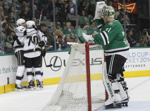 Kings' Scoring Tear Continues In Dallas With A 5-2 Win Over The Stars
