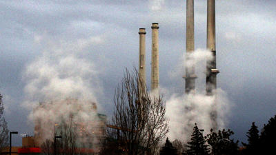 Coal represents the polluted past -- except in the interior West
