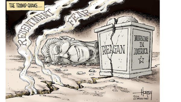 (David Horsey / Los Angeles Times)