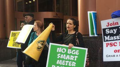 Customers challenge BGE rate hike request