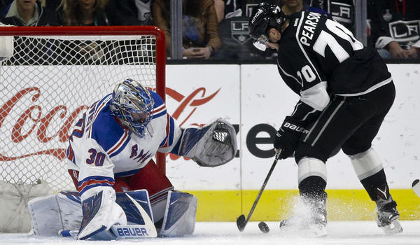 Anze Kopitar Leads Kings To 4-3 Overtime Victory Over New York Rangers