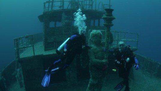 South Florida's popular shipwrecks-turned-artifiicial reefs