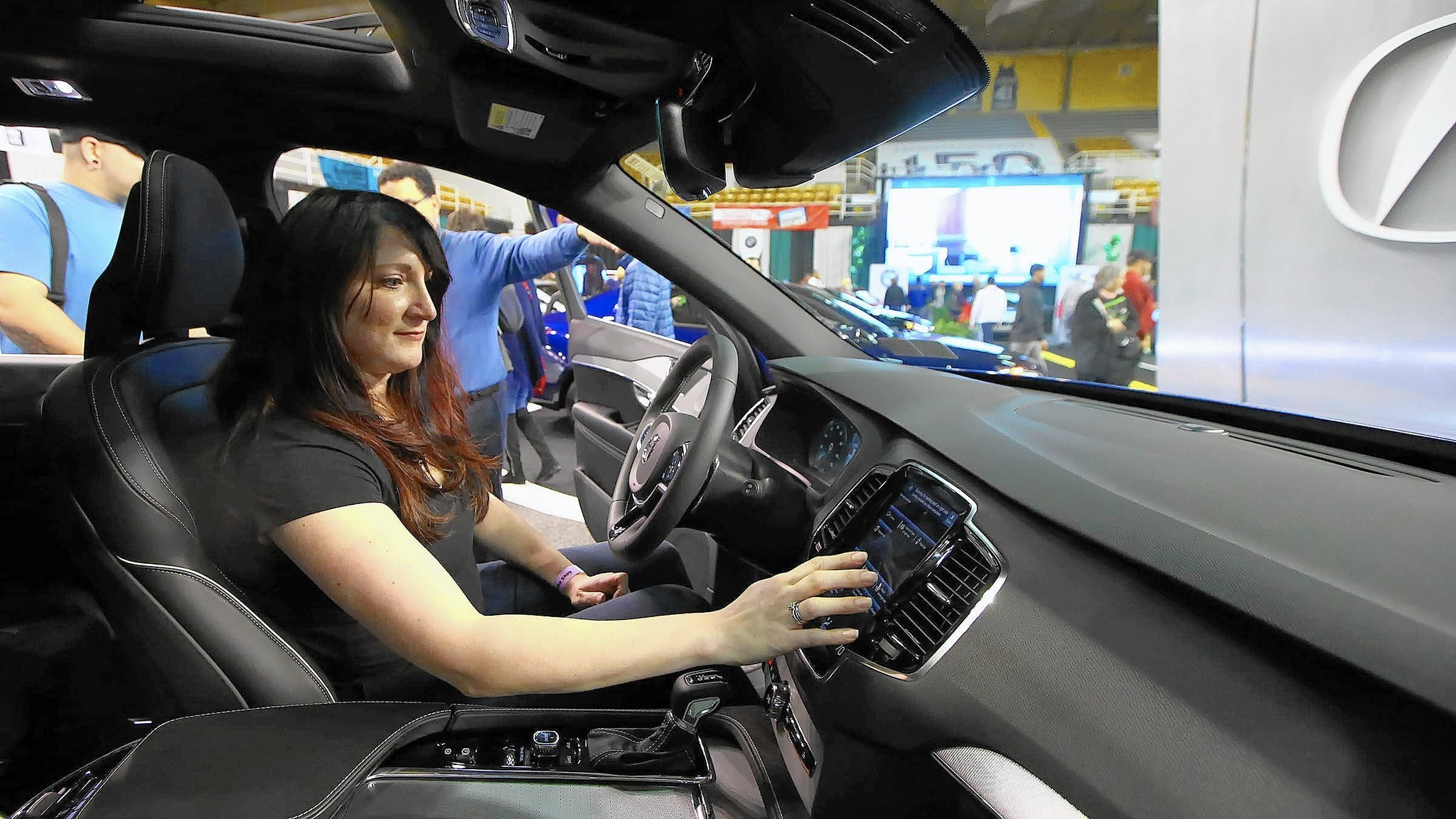 Lehigh Valley Auto Show >> Lehigh Valley Auto Show Lets Regular People Put On The Rich Lehigh