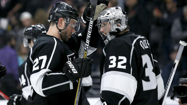 L.A. Kings Clinch Playoff Spot With No Suspense This Time