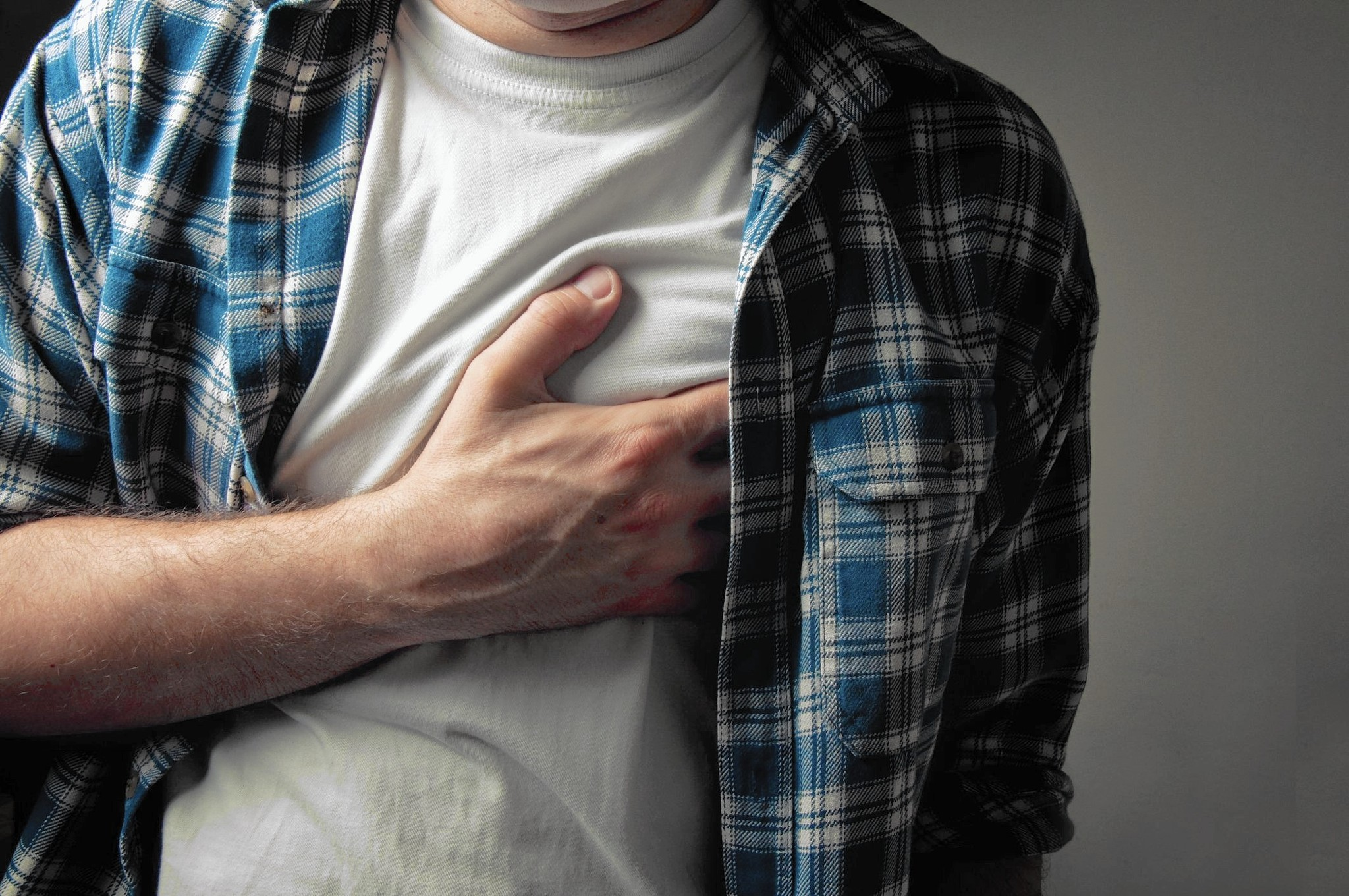 Stress can lead to 'broken heart syndrome'