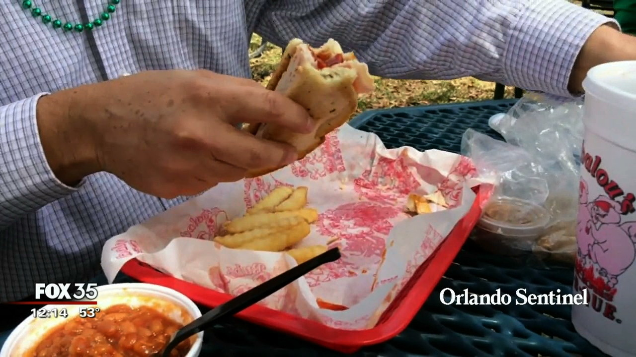 Exploding Central Florida Barbecue Restaurants Orlando News Now Sentinel