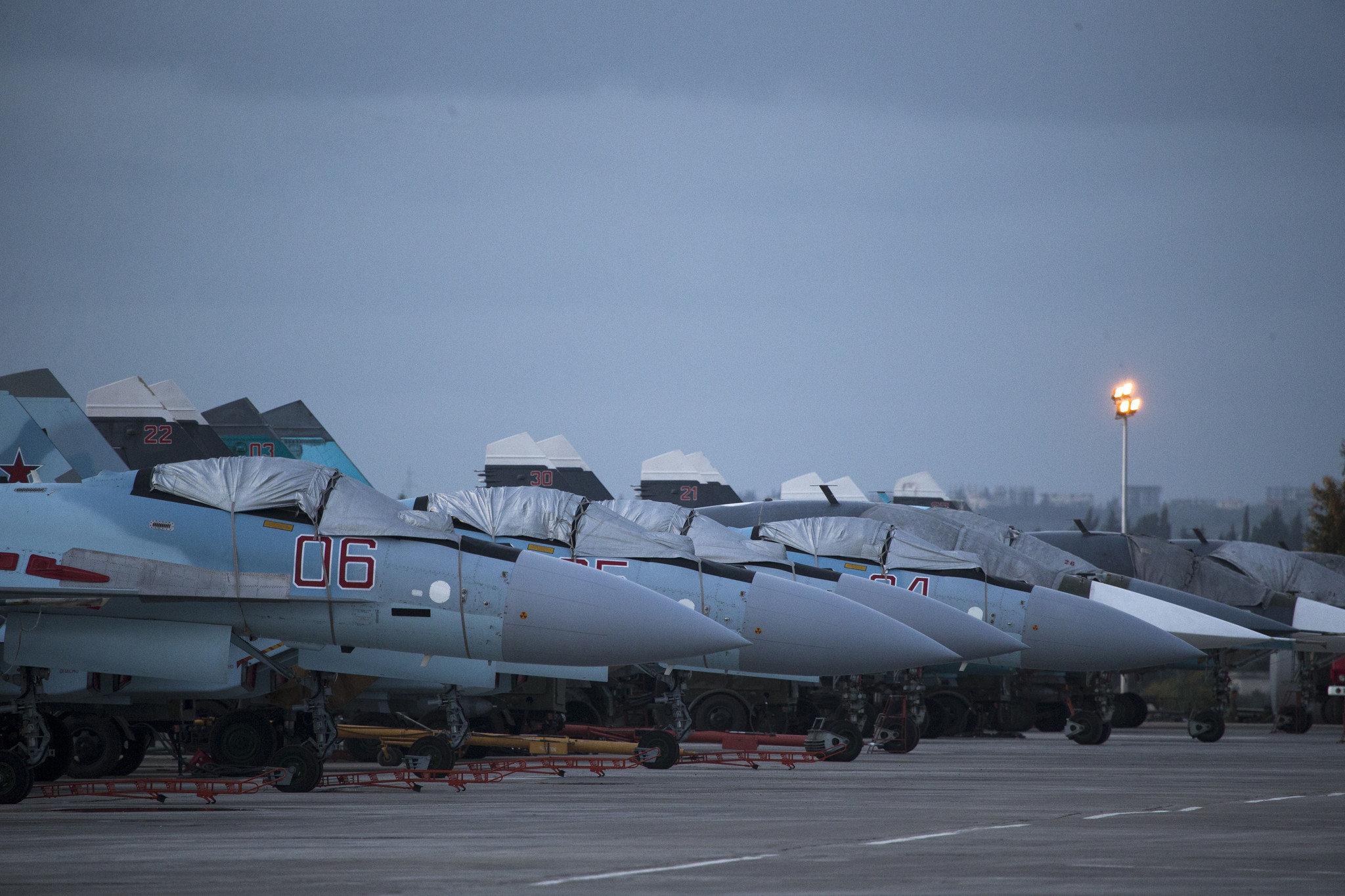 Russia warns it will use force on Syria cease-fire violators