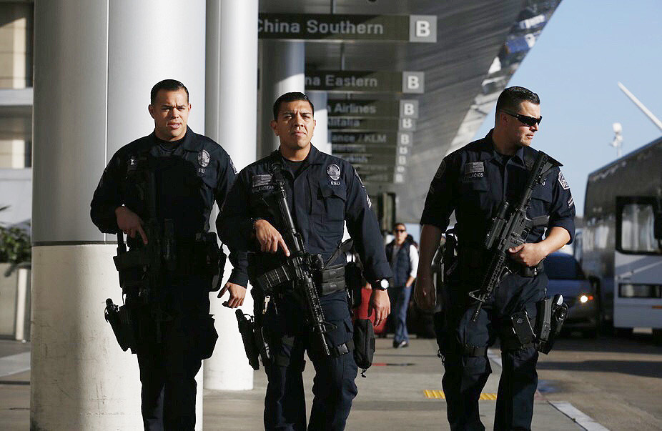Brussels Attacks U S Airports And Transit Systems Step