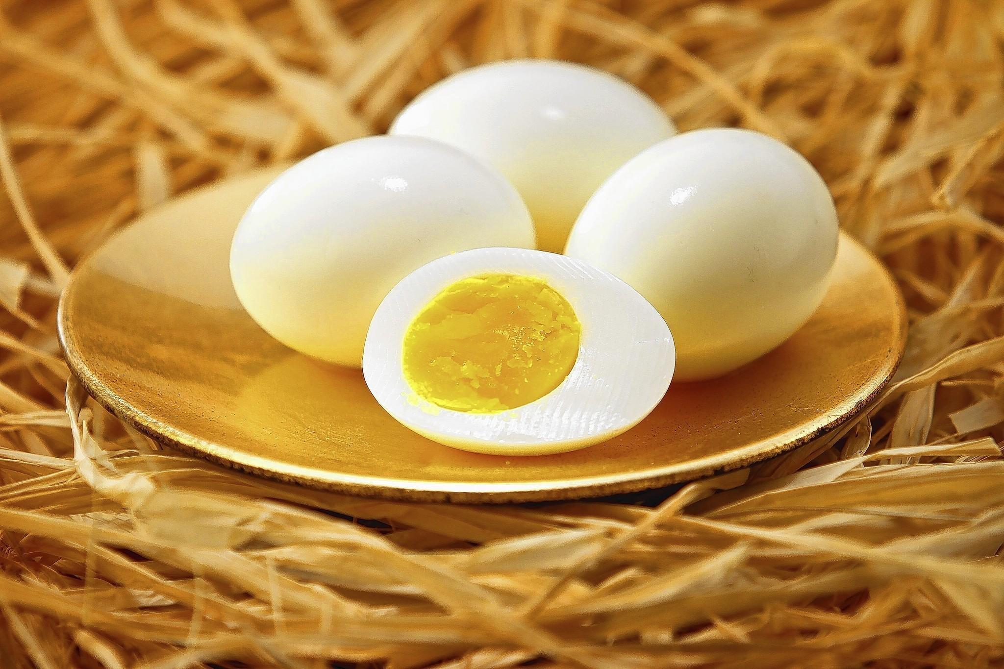 Nutrition In Egg Yolk Hard Boiled  Nutrition Daily