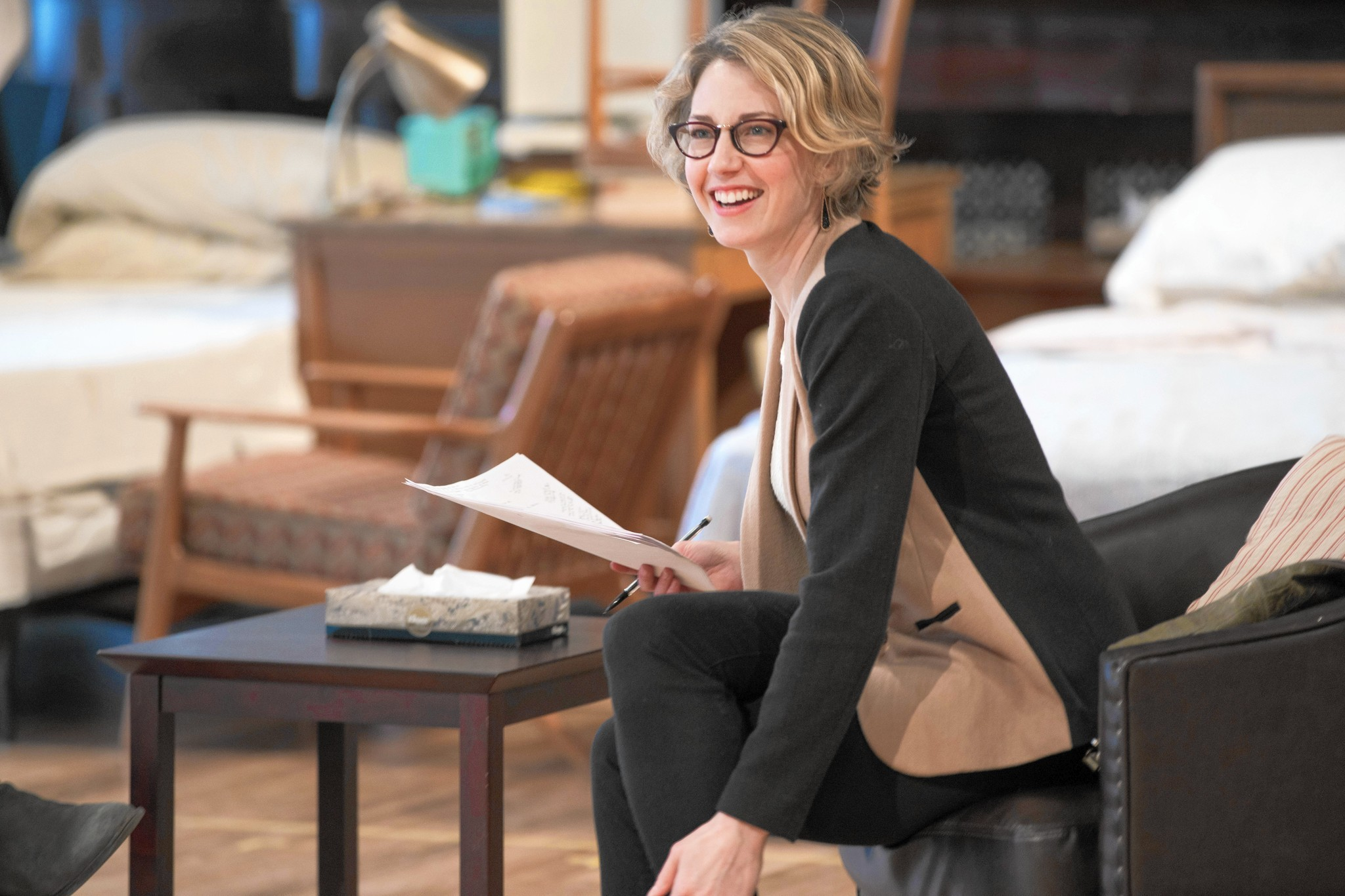 Carrie Coon On Her U0027braveu0027 New Play, Her Husband And Her Sort Of Hollywood  Life   Chicago Tribune