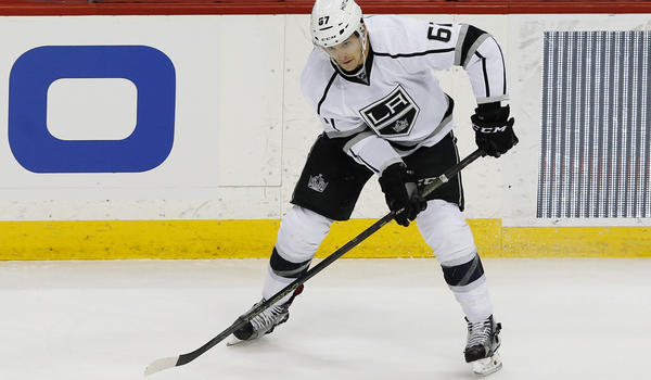 Kings' Nic Dowd Gets To Make His NHL Debut In A Familiar Setting - 90 Minutes From Saint Cloud State University