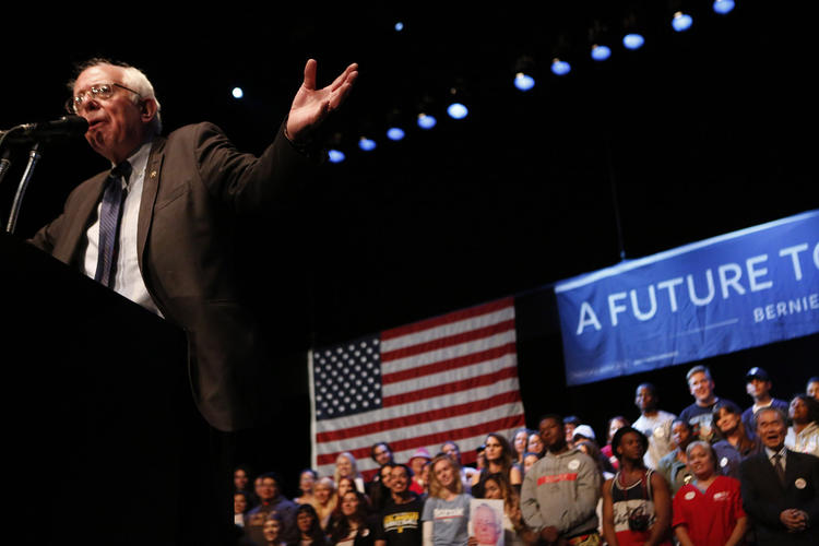 Clinton vs. Sanders: Delegate fight moves to state convention
