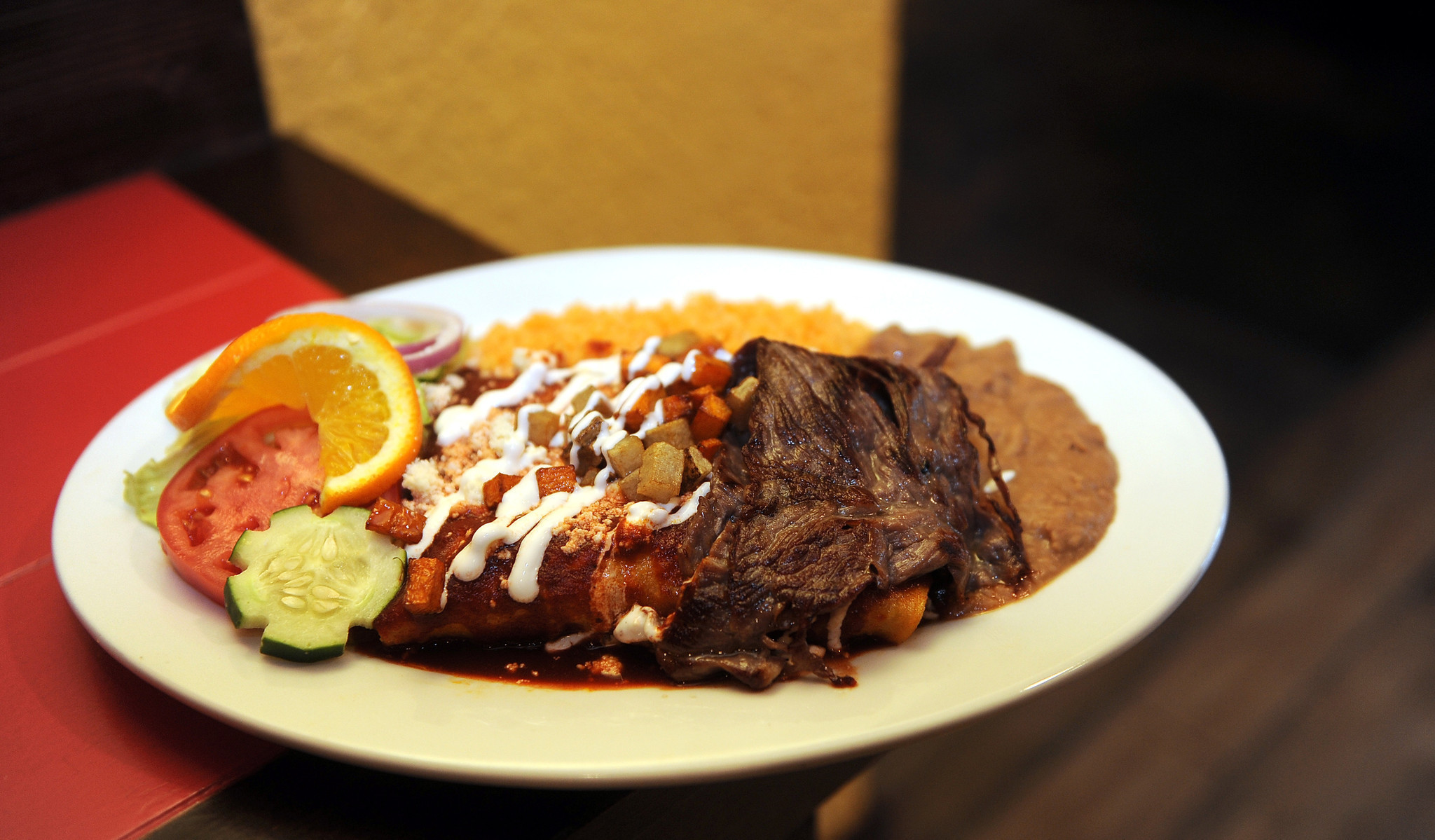 Best Mexican Food In Baltimore