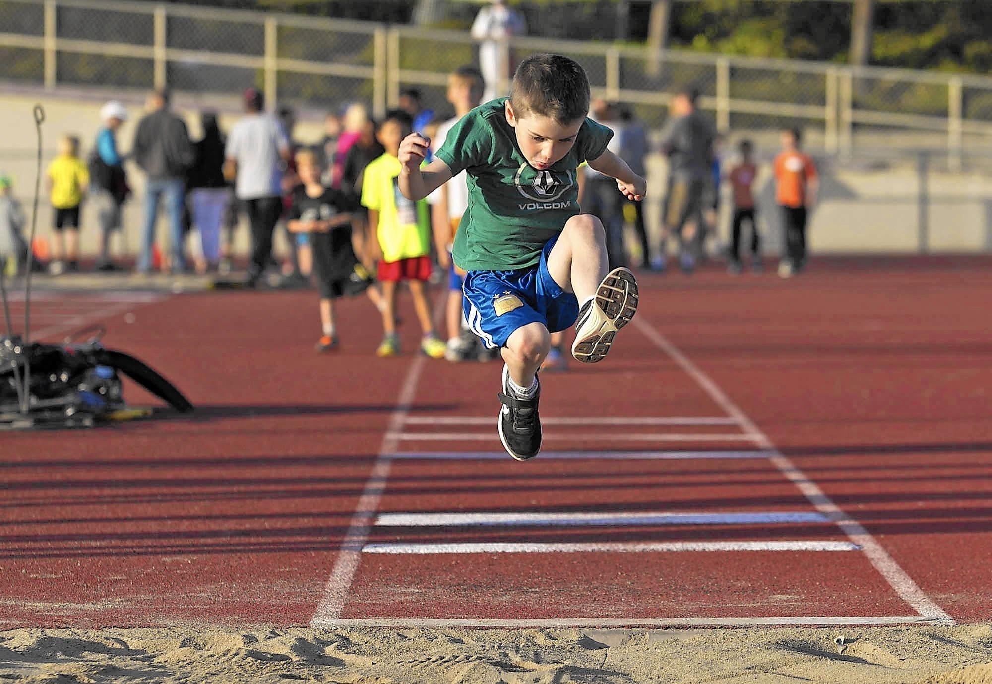 Laguna Beach City Track Meet