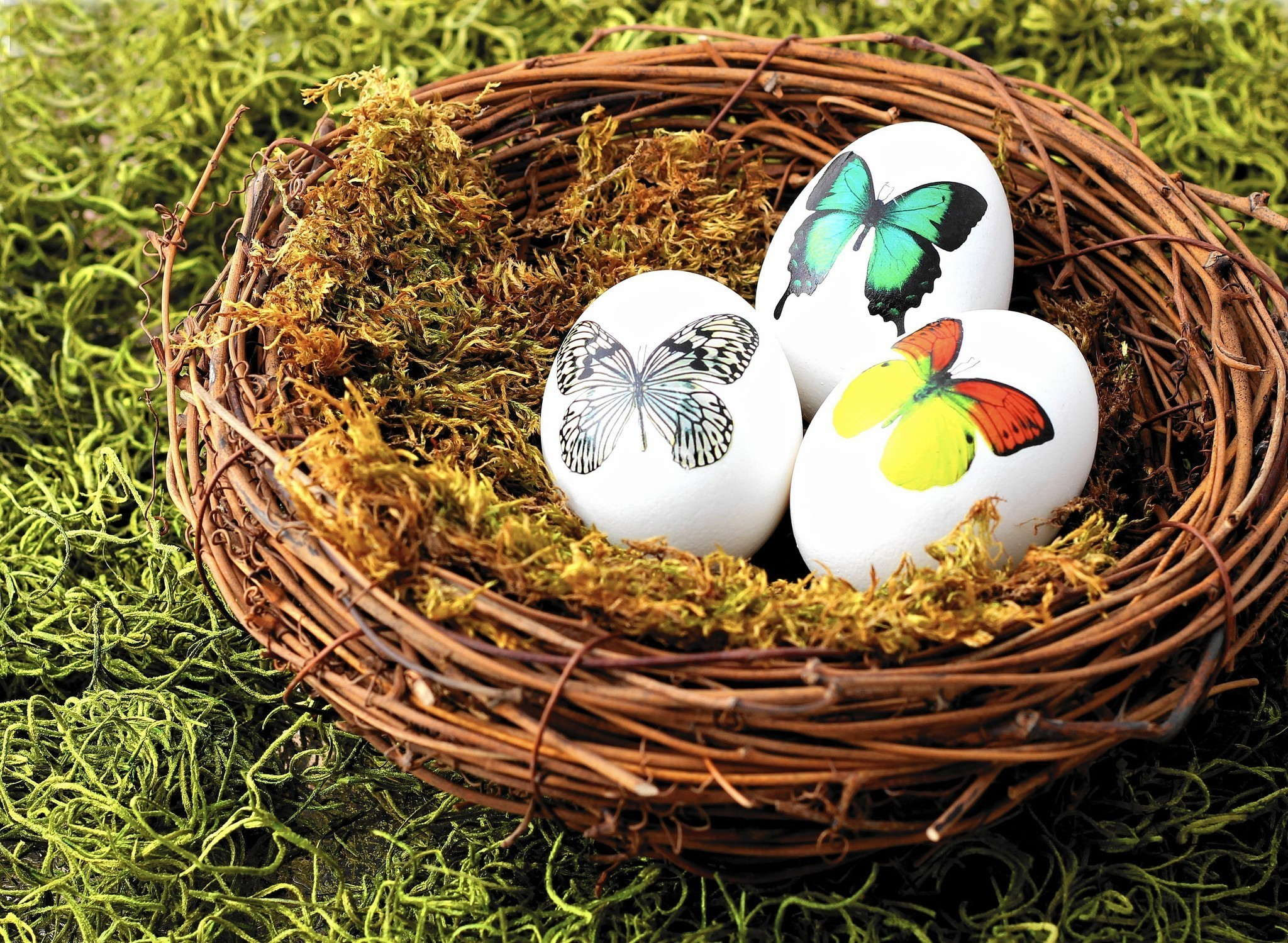 forget the messy dyes 7 unique ways to decorate your easter eggs