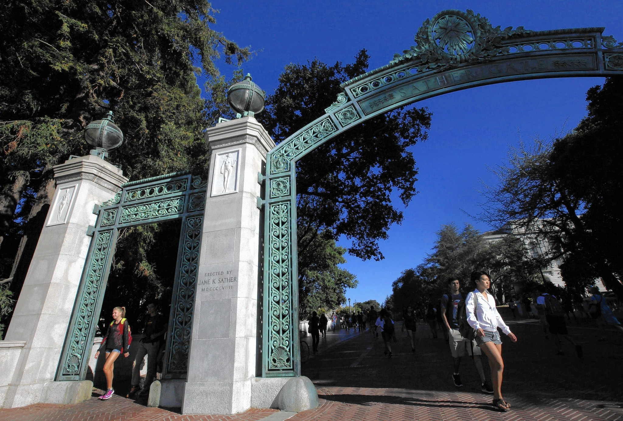 at uc berkeley  promises of a crackdown on sexual misconduct are met with skepticism by students