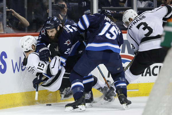 Kings Fails To Extend Division Lead With Loss At Winnipeg