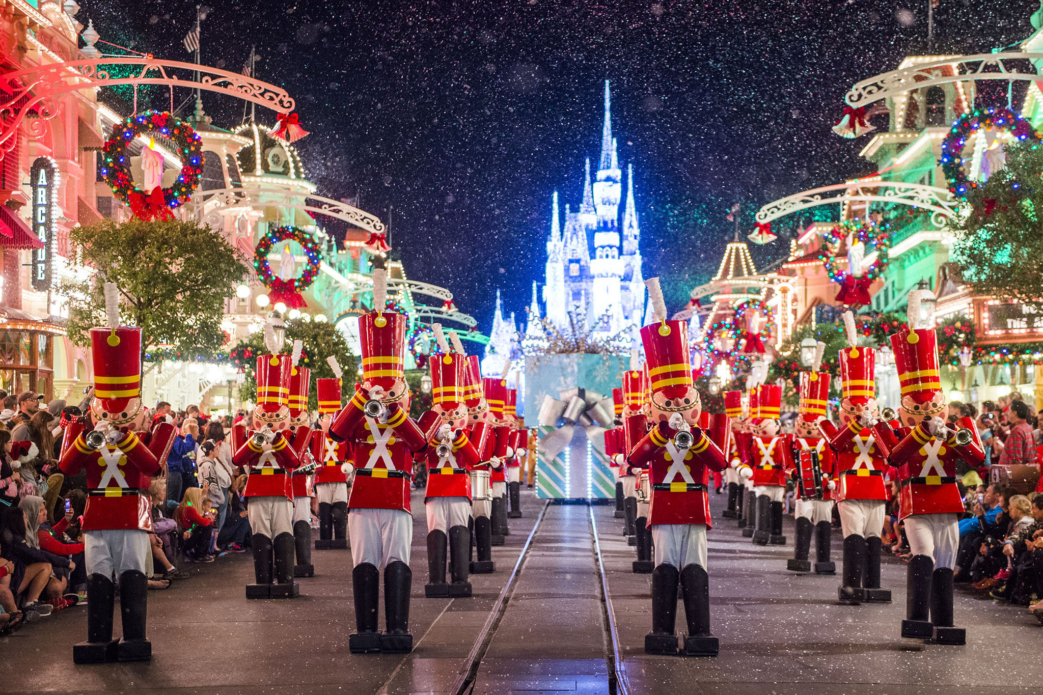 disney very merry christmas party starts nov 7 orlando sentinel
