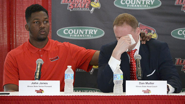 Illinois State still struggles with last April's tragedy