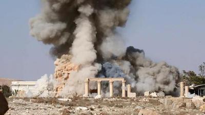 Битва за Пальмиру покажет сколько урона исламского государства сделал бесценные реликвии