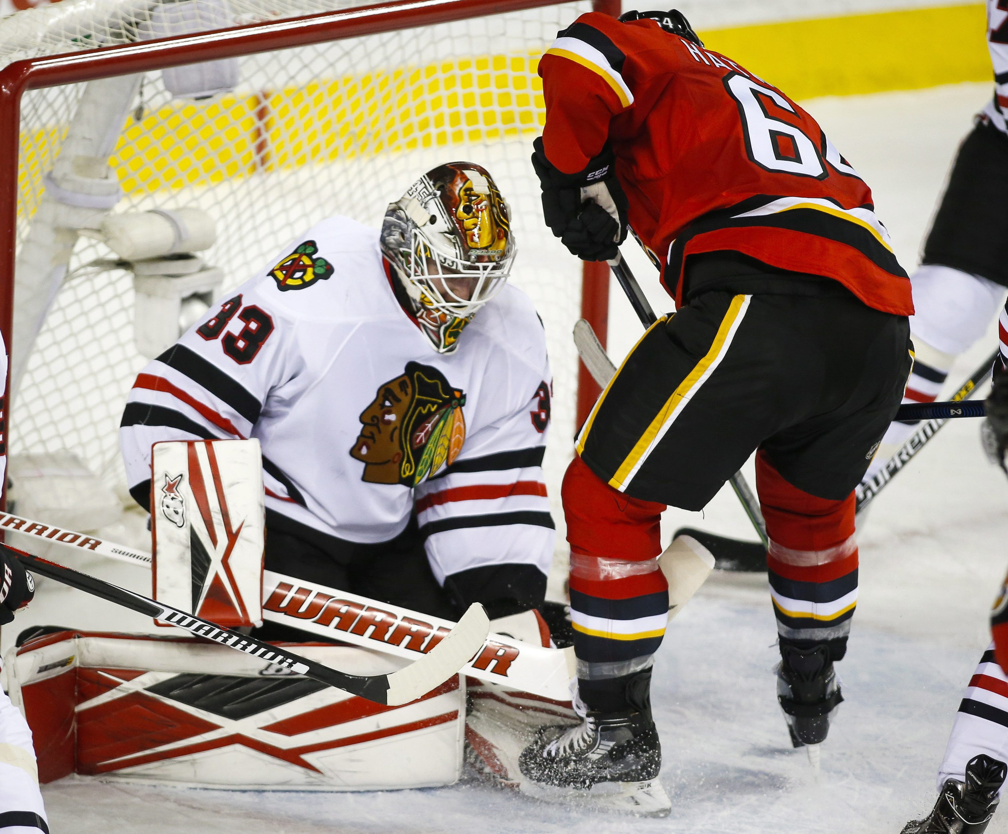 Observations from Blackhawks' 4-1 win