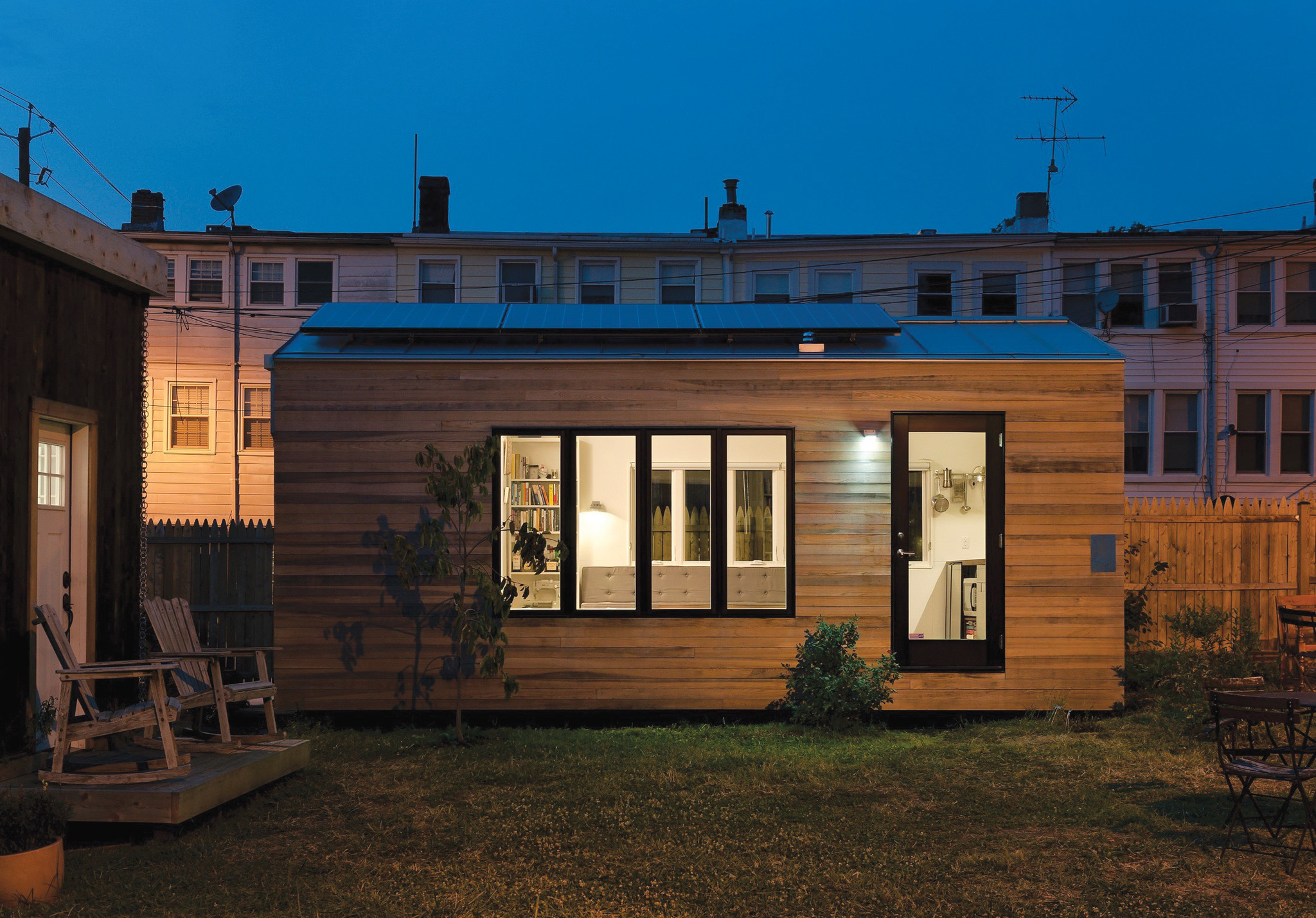 Mimi Zeiger on design density and her new book Tiny Houses in