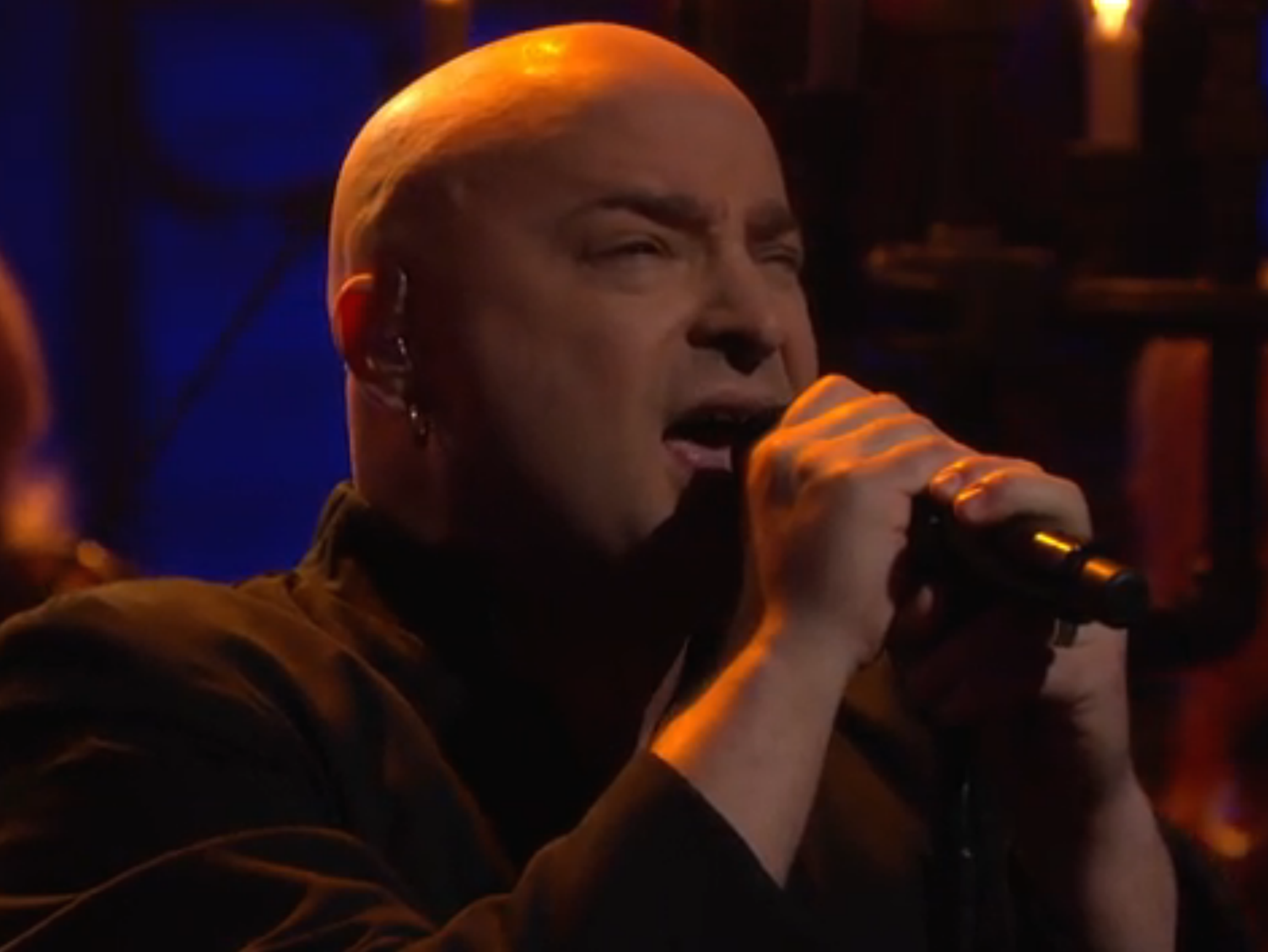 Watch Chicago Band Disturbed Play The Sound Of Silence