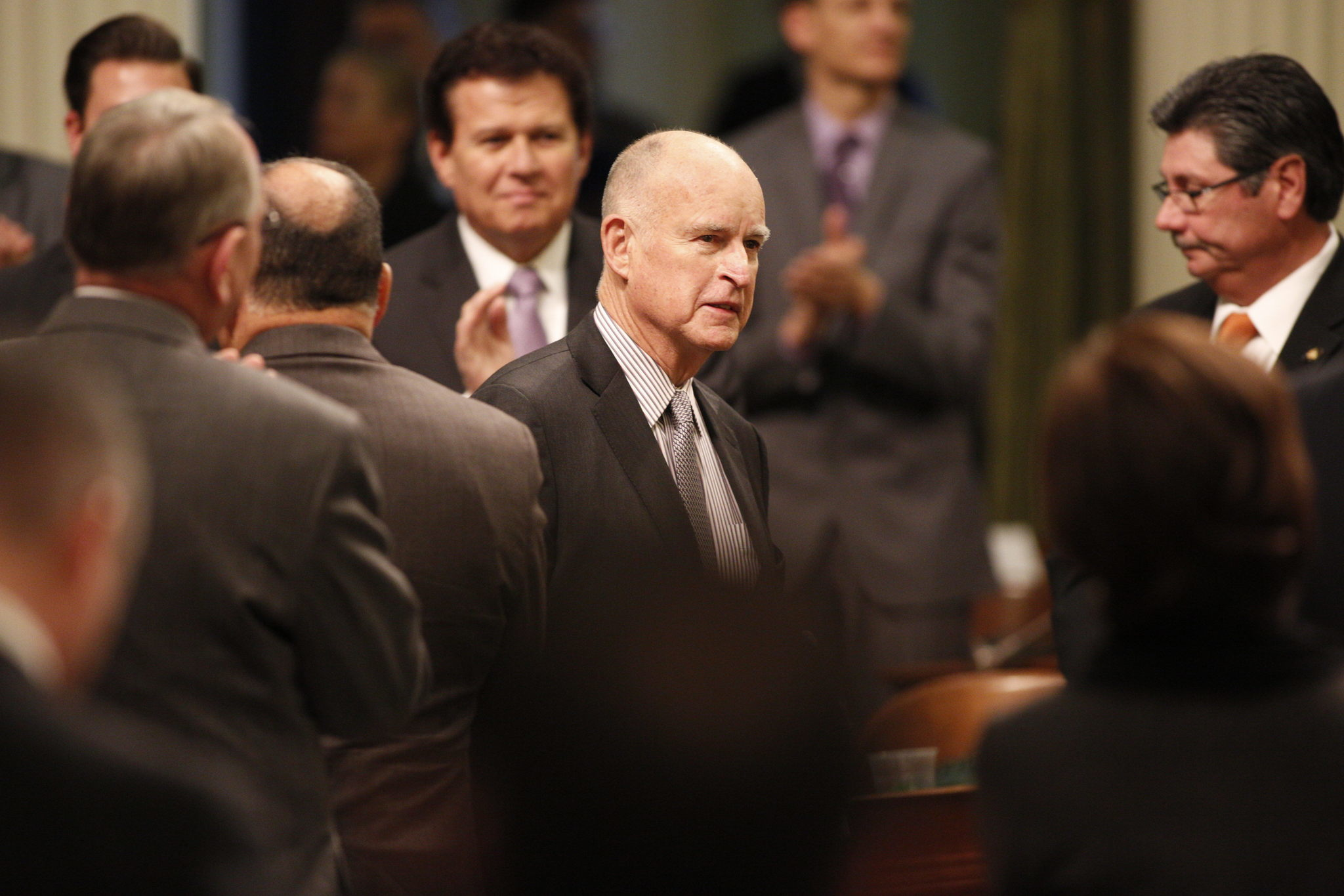 Gov. Brown Seeks Smaller Education, Child Care Cuts in State Budget