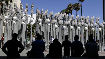 LACMA adds three trustees, strengthens entertainment industry ties