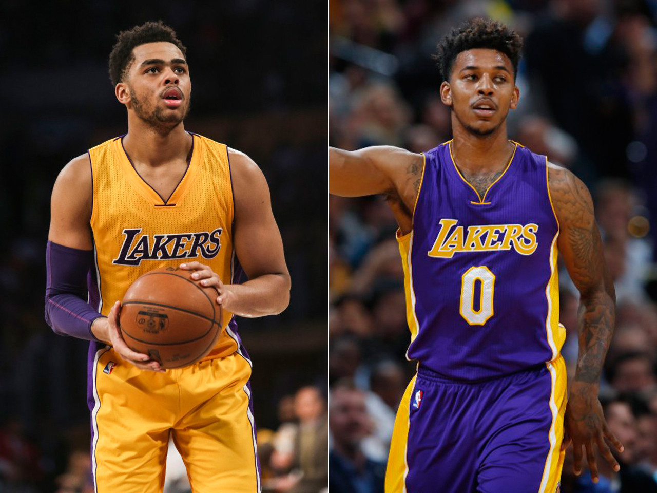 lakers rookie records nick youngs iggy azalea cheating confession