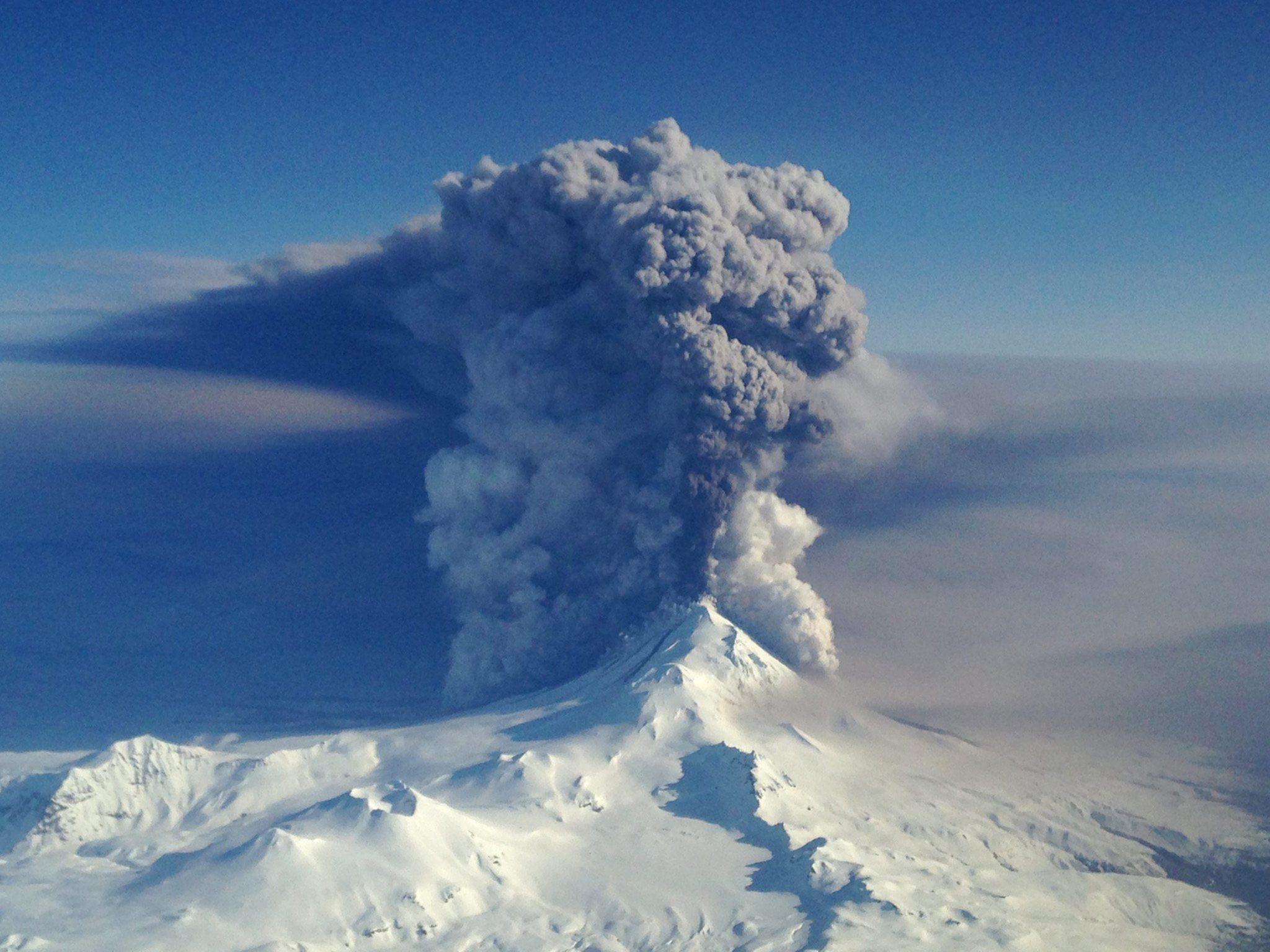 Volcanos & Earth Quakes - cover