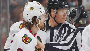3592905d097 Likely Duncan Keith suspension could extend into playoffs after hearing.  Chicago Blackhawks