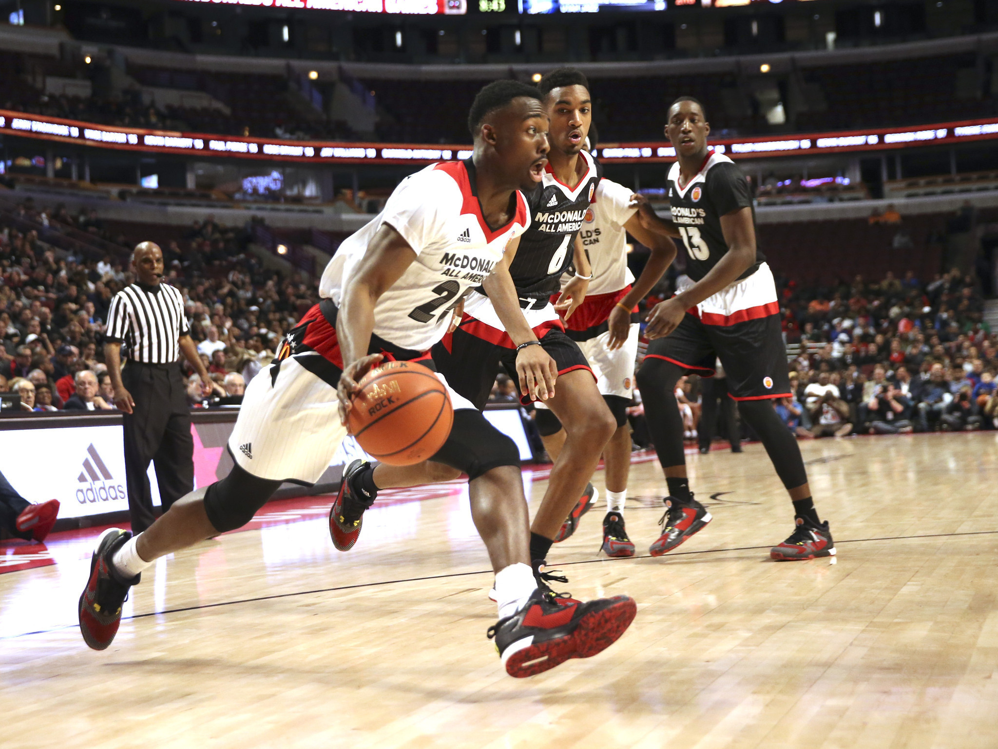 aece5f313d4 McDonald s All-American Joshua Langford hopes his tale of adversity inspires