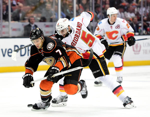 What We Learned From The Ducks' 8-3 Win Over Calgary