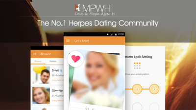herpes dating site uk professionals day 2016