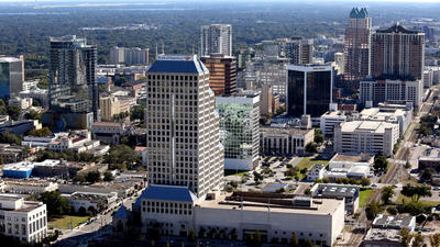 Do you know which Orlando buildings are the tallest?