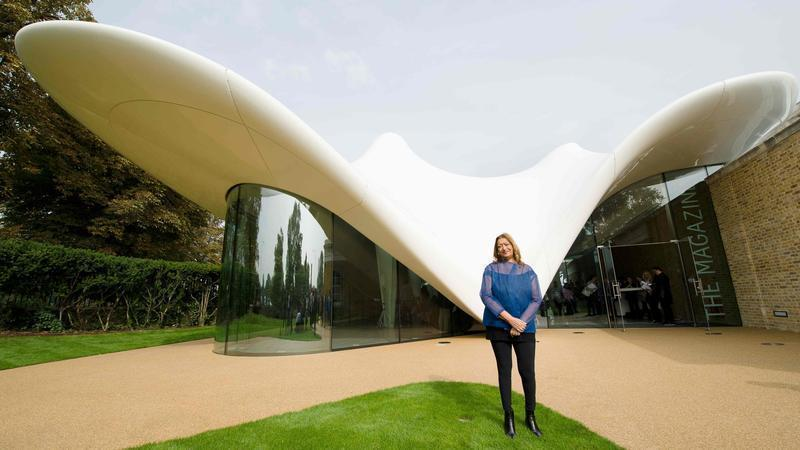 zaha hadid world renowned architect is dead at 65 la times. Black Bedroom Furniture Sets. Home Design Ideas