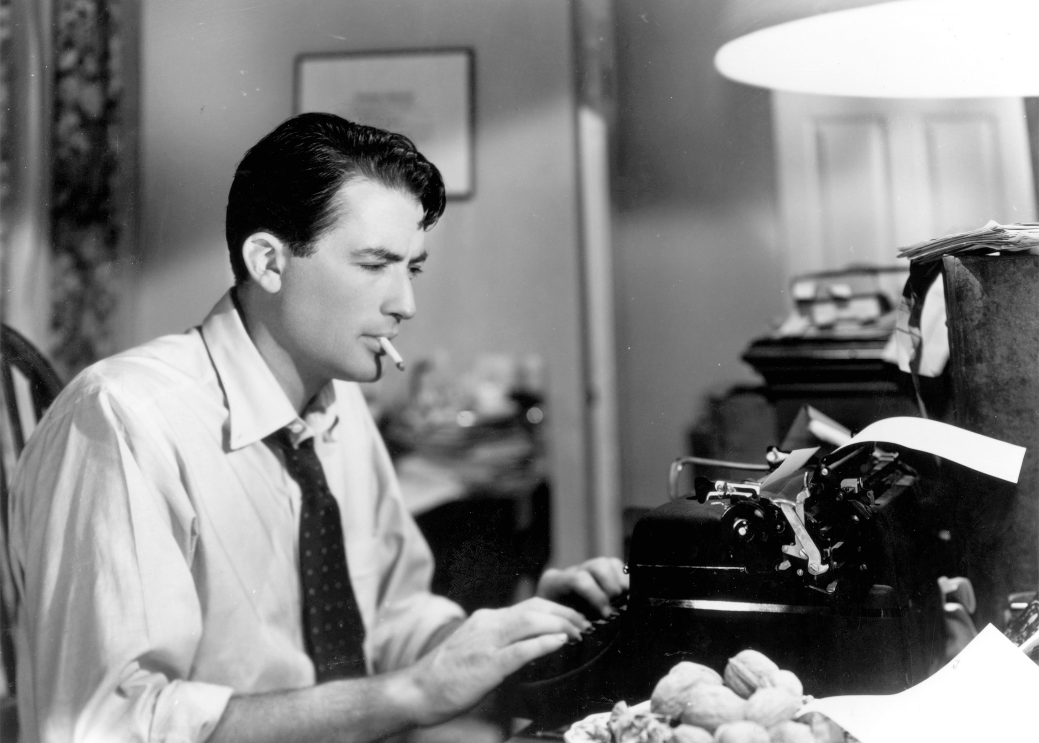 classic hollywood gregory peck in his own words and