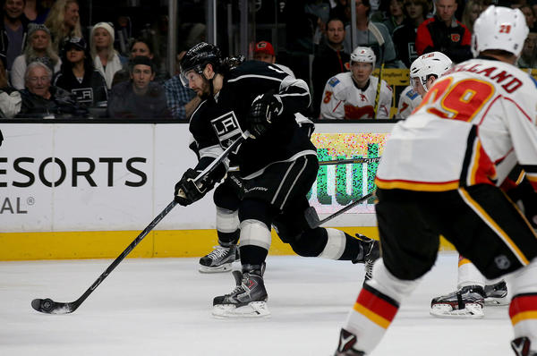 First Things First As Kings Move Atop Division With 3-0 Defeat Of Flames