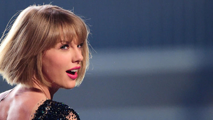 Taylor Swift has rough workout in new Apple Music ad